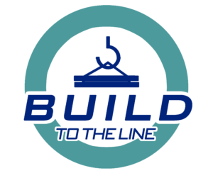Build To The Line Logo