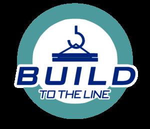 Build To The Line Logo